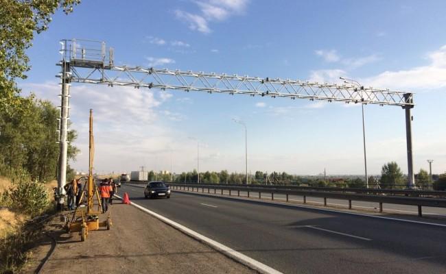 Стройконтроль при монтаже металлоконструкций на автомобильных дорогах РФ